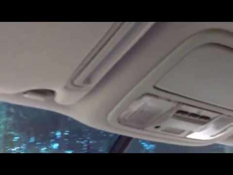 2006 Honda Pilot Ex problema con la luz interior