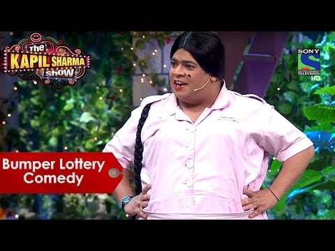 Bumper Lottery Comedy | The Kapil Sharma Show | Best Of Comedy
