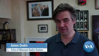 Russia Frees Journalist, But Pressure Continues