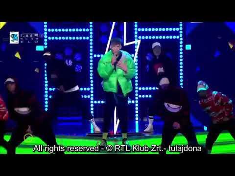 X-Faktor 2019 Manuel - 2. Élő Show   Anyu Büszke! Saját Dal