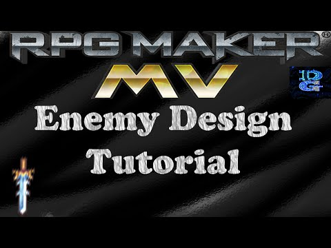 RPG Maker MV Enemy Design Tutorial