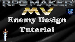 RPG Maker MV Enemy Design Tutorial