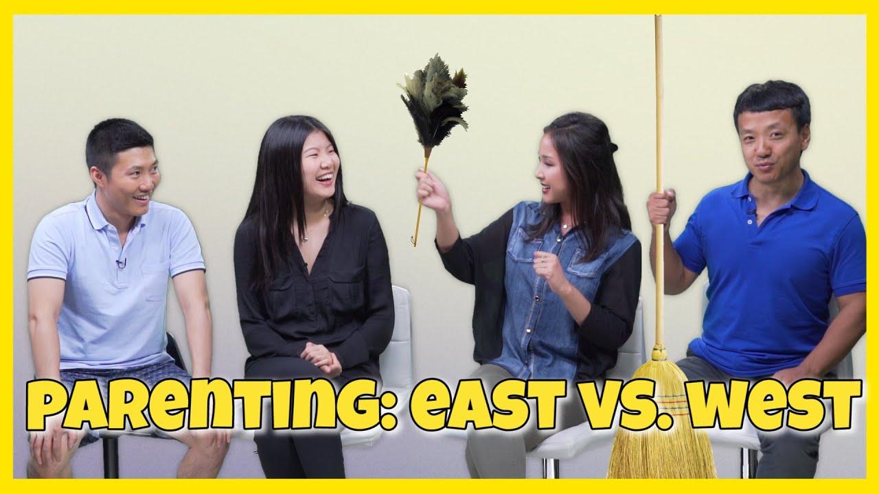 eastern vs western parenting