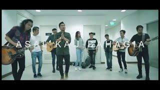 Armada - Asal Kau Bahagia feat Eclat & DATWC (Live Acoustic)