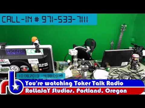 Toker Talk Radio #257 - Forcing Moms to Choose Chemo