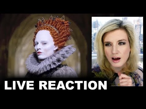 Mary Queen of Scots Trailer REACTION