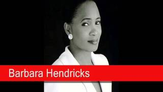 Barbara Hendricks: Mozart,