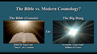 Genesis Creation vs. Modern Cosmology - New Scientific Findings!
