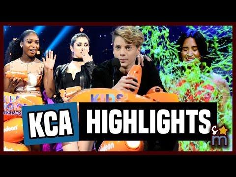 2017 Kids' Choice Awards Highlights/Interviews: Fifth Harmony, Camila Cabello, Jace Norman