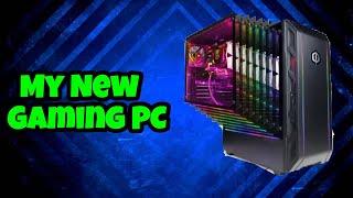 UNBOXING MY NEW PC - CyberPowerPC Gamer Ultra Desktop!
