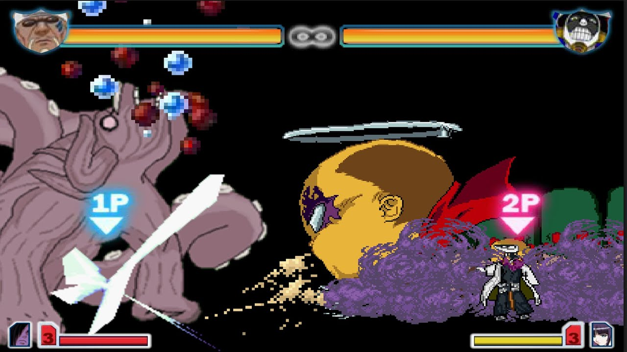 bleach vs naruto play free online games