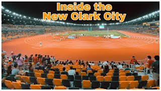 Inside The New Clark City | Athletics Stadium | Sea Games 2019
