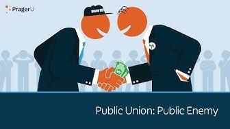 Public Union: Public Enemy