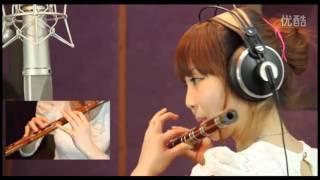 Chinese Bamboo Flute-Hope- Hy Vọng-希望- Dong Min