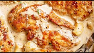 Creamy Garlic Chicken Breasts