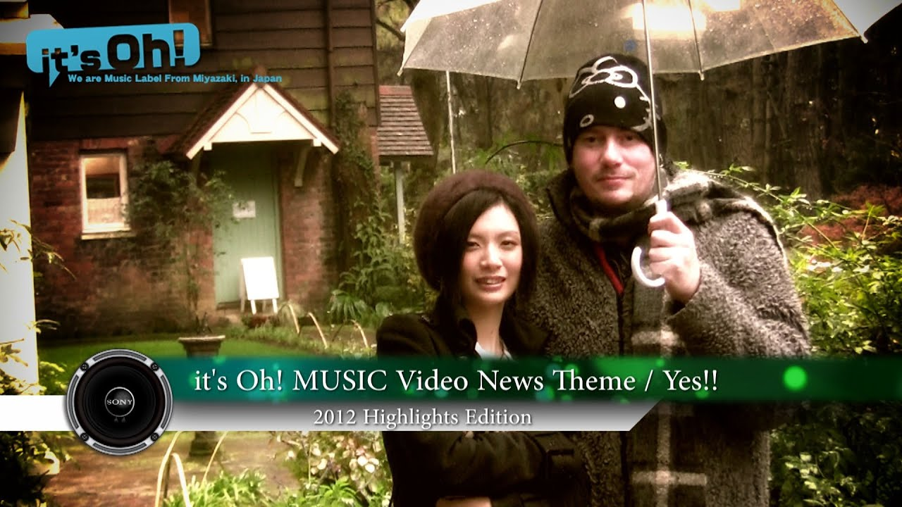 "Video News Spin-off#7 it's Oh! MUSIC Video News Theme ""Yes!!"" - 2012 Highlights Edition -"