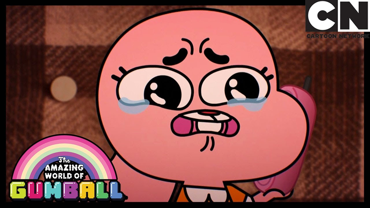 Anais Watterson And Gumball