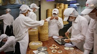 Taiwan's PERFECT Xiaolongbao at Din Tai Fung 鼎泰豐 | EXQUISITE Taiwanese Dumplings at Taipei 101