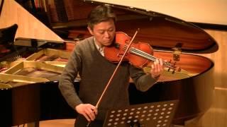 Bach - Cello Suite No.1 in G major BWV1007 (adapted for Violin)