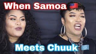 CHUUK 🇫🇲 & SAMOA 🇼🇸 GRWU: Catching up with Ms. Calibeat