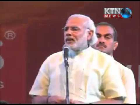 Pm speech for sindhi community
