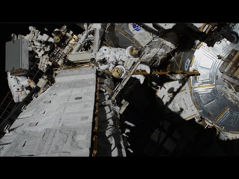 The First All Woman Spacewalk Outside the Space Station on This Week @NASA  October 18, 2019