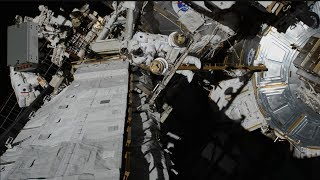 The First All Woman Spacewalk Outside the Space Station on This Week @NASA - October 18, 2019