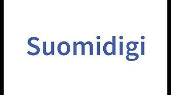 Suomidigin lanseeraustilaisuus