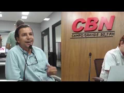 Entrevista CBN Campo Grande: Marcelo Miranda - Diretor Presidente da Fundesporte