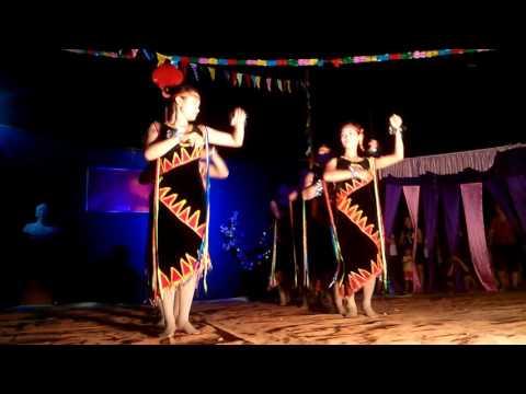 Múa Cô gái Pa kô-Hưng Thịnh-Sầm Dương