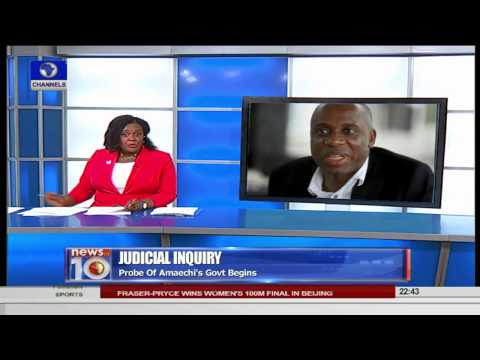 News@10: Buhari Orders Probe Of Weapons Procurement Since 2007 24/08/15 Pt.3