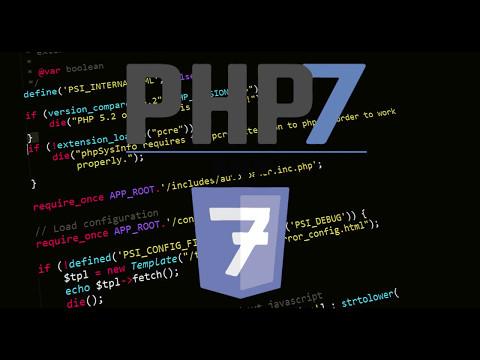 Установка Php 7, 7.1 на Windows. Локальный и встроенный сервер Php.
