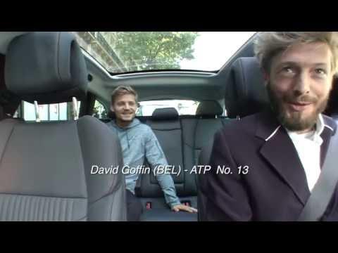 David Goffin in Road to Roland-Garros 2016