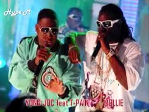 Yung Joc feat TPain  Mollie Full HD  No Shout
