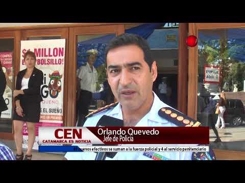 Orlando Quevedo Jefe de Policia