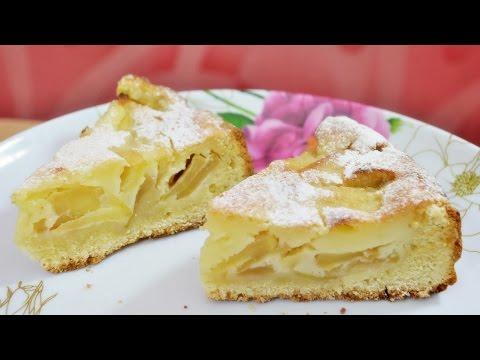 Цветаевский яблочный пирог - безумно вкусно без регистрации и смс