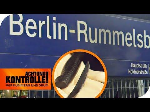 Messer-Attacke in der S-Bahn: Jugendlicher Täter auf der Flucht! | Achtung Kontrolle | kabel eins