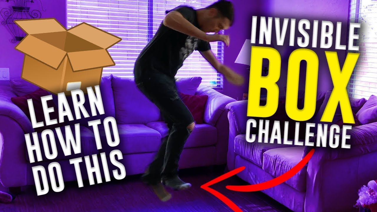 how to become invisible easy