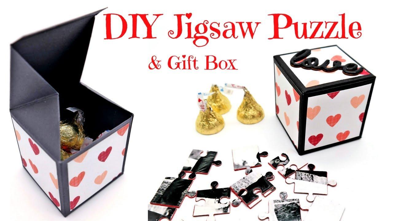Jigsaw Puzzle Gift Box Valentine S Series 2018