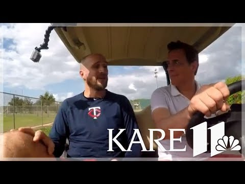 Golf Cart Chronicles: Rocco Baldelli
