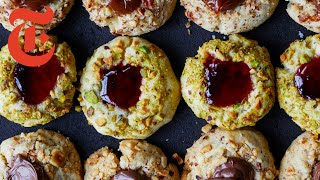 Thumbprint Cookies With Dulce de Leche, Nutella or Jam | NYT Cooking
