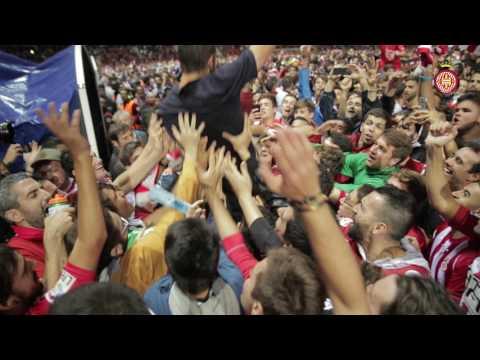 El Girona FC és de Primera Divisió! #HISTÒR1A