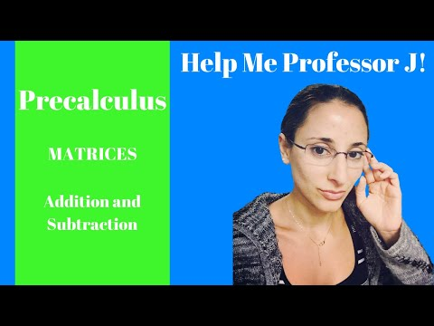 How to do matrices operation online   Online Mathematics from YouTube · Duration:  12 minutes 20 seconds