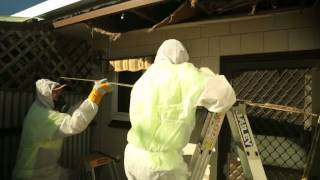 asbestos removal - Thebarton S.A. Specialized Services Pty Ltd