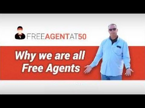 "Why we are all free agents in today""s labor market"