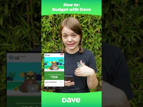 Dave-torial: How to Budget with Dave