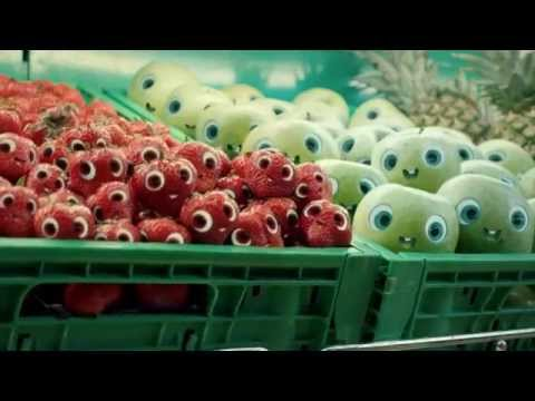 Official Farm Heroes Saga - TV advert - Release the Magic
