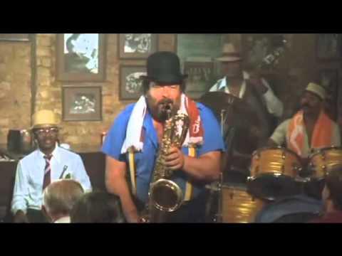 Bud Spencer Saxophon