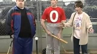 Stuart's Tee Ball Practice