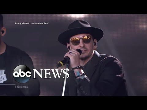 Linkin Park lead singer dead at 41